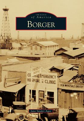 Borger By Agee, Jane Snyder
